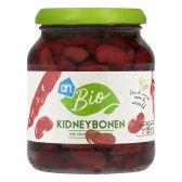 Albert Heijn Biologisch kidneybonen (voor uw eigen risico)