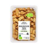 Albert Heijn Biologisch tofu roerbakreepjes fijn gekruid (alleen beschikbaar binnen Europa)