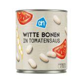 Albert Heijn Witte bonen in tomatensaus groot