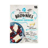 Albert Heijn Complete brownies mix with white chocolate