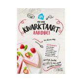 Albert Heijn Strawberry cheese cake mix