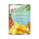 Albert Heijn Basic ananastukjes