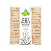 Albert Heijn Organic multigrain rice waffles