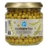 Albert Heijn Doperwtjes extra fijn klein