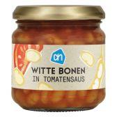 Albert Heijn Witte bonen in tomatensaus klein