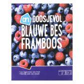 Albert Heijn Doosje blauwe bes-framboos (alleen beschikbaar binnen Europa)