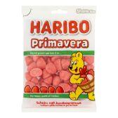 Haribo Strawberry foam