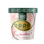 Oppo Vegan raspberry and almond ice cream (only available within the EU)
