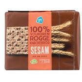 Albert Heijn Organic rye with sesame
