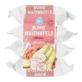 Albert Heijn Maiswafel paprika portie