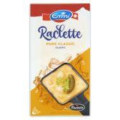 Emmi Raclette 45+ kaas plakken
