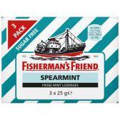 Fisherman's Friend Spearmint pastilles
