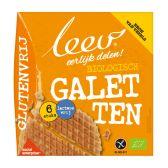 Leev Bio galetten glutenvrij