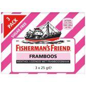 Fisherman's Friend Framboos suikervrij