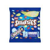 Nestle Smarties milk chocolate 5-pack