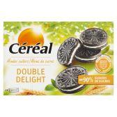 Cereal Double delight koekjes suikerbewust