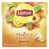 Lipton Peach mango tea