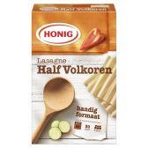 Honig Half wholegrain lasagne slices