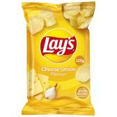 Lays Cheese onion crisps