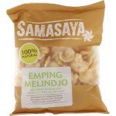 Samasaya Emping melindjo