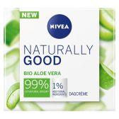 Nivea Naturally good day cream for normal skin