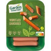 Garden Gourmet Vegetarische worstjes (alleen beschikbaar binnen Europa)