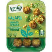 Garden Gourmet Vegan falafel spinazie (alleen beschikbaar binnen Europa)