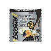 Isostar Long energy endurance cereals and fruits bar