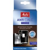 Melitta Anti calc powder for espresso machines