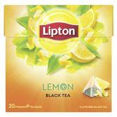 Lipton Lemon black tea