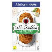Van Dobben Airfryer and oven vegetable croquettes (only available within Europe)