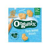 Organix Farmer animal cookies (from 12 months)
