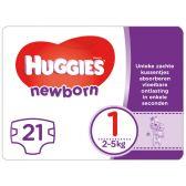 Huggies Luiers maat 1 newborn