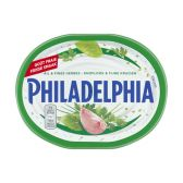 Philadelphia Herbs cream cheese (at your own risk, no refunds applicable)