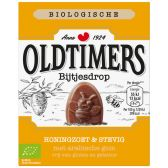 Oldtimers Organic honey sweet bees licorice