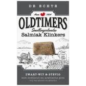 Oldtimers Black-white salmiac bricks