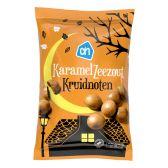 Albert Heijn Caramel seasalt spicenuts