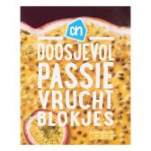 Albert Heijn Doosjevol passievruchtblokjes (alleen beschikbaar binnen Europa)