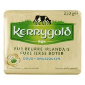 Kerrygold Unsalted butter (only available within Europe)