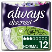 Always Discreet verband voor urineverlies normal