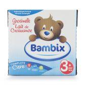 Bambix Groeimelk (vanaf 3 jaar)
