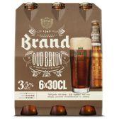 Brand Old brown beer 6-pack