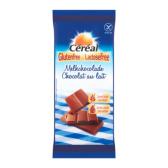 Cereal Glutenvrije en lactosevrije melkchocolade