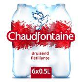 Chaudfontaine Mineraalwater bruisend 6-pack