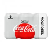 Coca Cola Light taste 9-pack