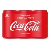 Coca Cola Original taste 6-pack