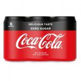 Coca Cola Sugar free 6-pack