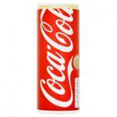Coca Cola Vanilla can small