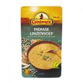 Conimex Indian lentil soup