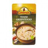 Conimex Thai vegetable soup